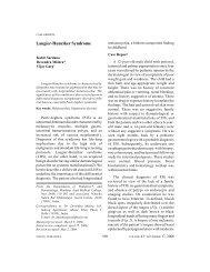 Laugier-Hunziker Syndrome - medIND