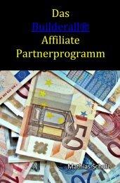 Das Builderall(R) Affiliate Partnerprogramm