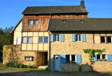 Bijzondere vakantiehuizen Ardennen - Special Villas