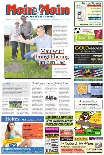 MoinMoin Flensburg 27 2018