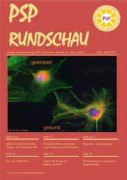 Seite 11 Freundlich-Preis und Heisen- berg ... - PSP-Gesellschaft