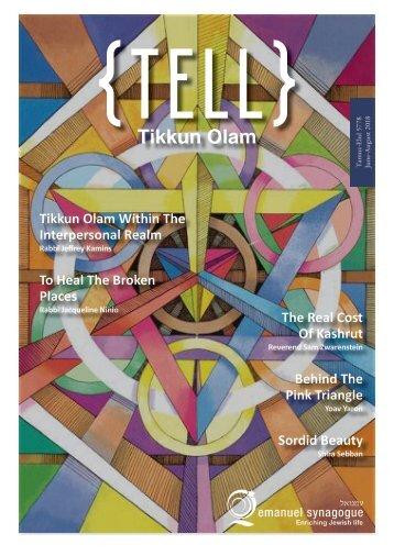 Tell Magazine June 2018 5778