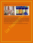 Lice Prevention - Page 2