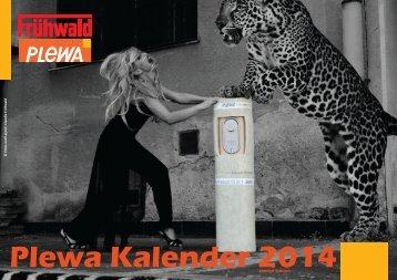 Plewa Wandkalender 2014