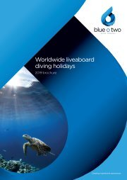 blue o two Brochure 2018