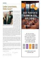 HORNER Magazin | Juli/August 2018 - Page 3