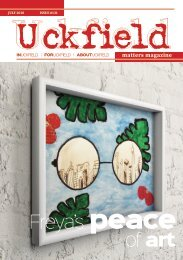 Uckfield Matters Issue 131 July 2018