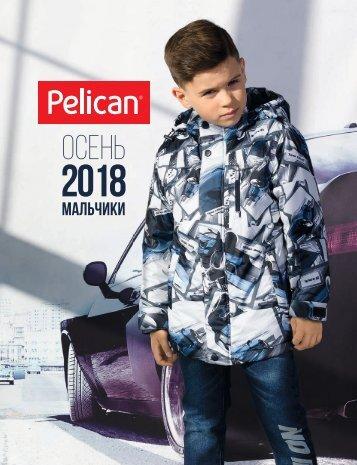 Осень 2018. Pelican. Мальчики.