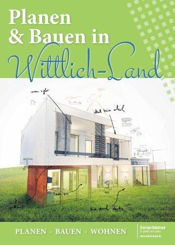 Planen & Bauen in Wittlich-Land