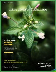 Kine Hearts Magazine JULY ISSUE