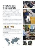 Volvo Kurzheck-Mobilbagger EWR170E - Datenblatt / Produktbeschreibung  - Page 2
