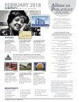 The American Philatelist - February 2018 - Page 2