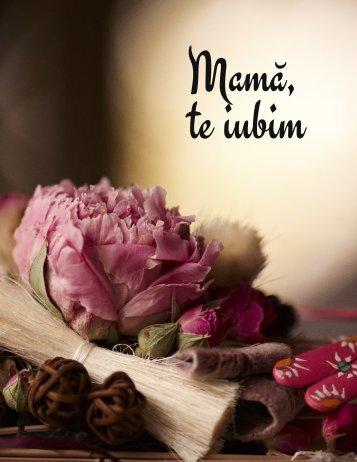 Carte pentru Alina Mihaela