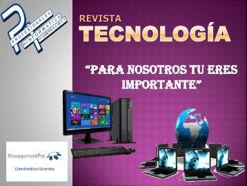 TECNOLOGÍA REVISTA 1.1