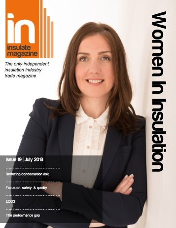 Insulate Magazine July 2018