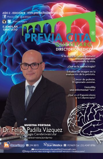 revista digital previa cita  queretaro  edicion10