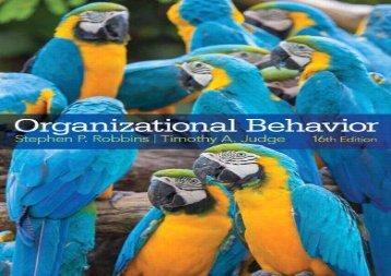 Download Organizational Behavior   Online