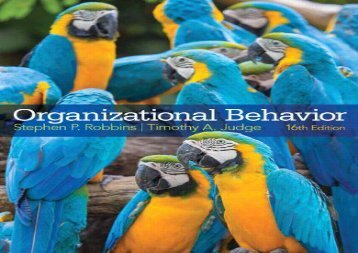 Download Organizational Behavior | Online