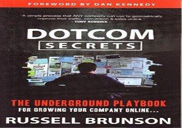 Download DotComSecrets | Ebook