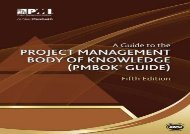 Download A Guide to the Project Management Body of Knowledge (Pmbok Guide) - 5th Edition (Pmbok#174; Guide) | PDF File