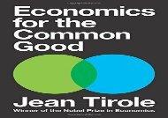 Download Economics for the Common Good | Ebook