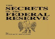 Read The Secrets of the Federal Reserve | pDf books