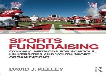 PDF Sports Fundraising   Ebook