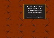 Read Fostering Empathy Through Museums | pDf books