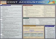 Download Cost Accounting (Quick Study: Business) | PDF File