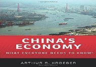 Free China s Economy What Everyone Needs to Know | PDF File