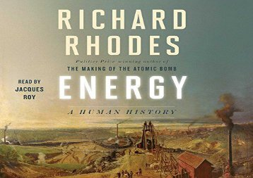 PDF Energy: A Human History | Online
