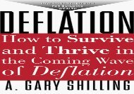 Read Deflation: How to Survive and Thrive in the Coming Wave of Deflation | Download file