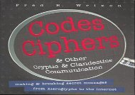 PDF Codes, Ciphers and Other Cryptic and Clandestine Communication | Online