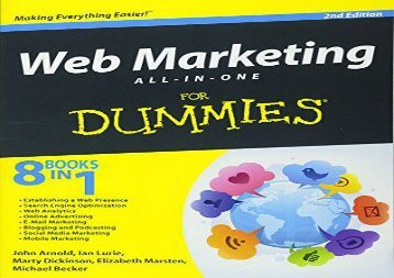 Pdf download c all in one for dummies ebook read online download web marketing all in one for dummies pdf books fandeluxe Image collections