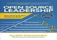 Read Open Source Leadership: Reinventing Management When There s No More Business as Usual | Download file