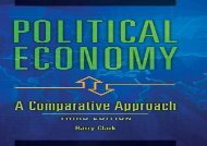 Free Political Economy: A Comparative Approach | Online