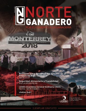 REVISTA NORTE GANADERO No. 7