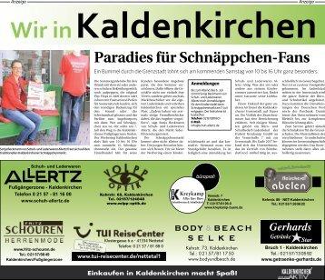 Wir in Kaldenkirchen  -05.07.2018-