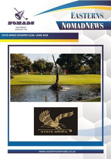Nomads Magazine - State Mines - June 2018