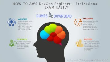 Amazon AWS DevOps Engineer - Professional Exam Questions Answers
