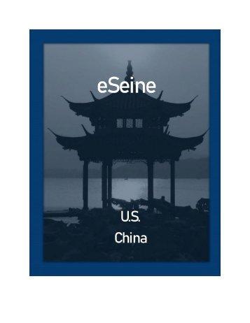 eSeine U.S. China e-mail Lists as of July 2018