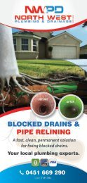 North West Plumbing and Drainage