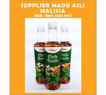 MURNI, TELP : 0896-3680-0757, Agen Madu Asli Malissa