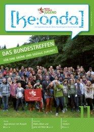 [ke:onda] 1/2014 - Das Bundestreffen