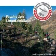 Folder MTB Bergwelt Tirol