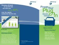 up to 40% Save time! Save money! - DTE Energy