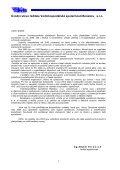 Vodohospodářská společnost Benešov, sro - Vodarenstvi.com - Page 3