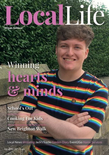 Local Life - Wigan - August 2018