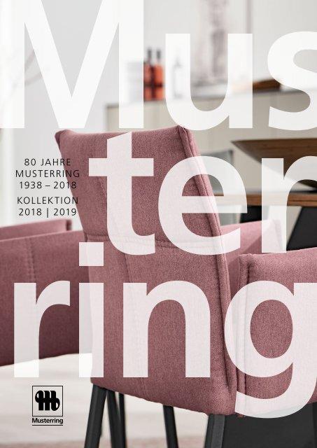 Musterring Wohnbuch 2018/19