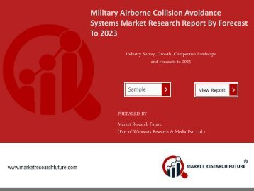 Military Airborne Collision Avoidance Systems Market